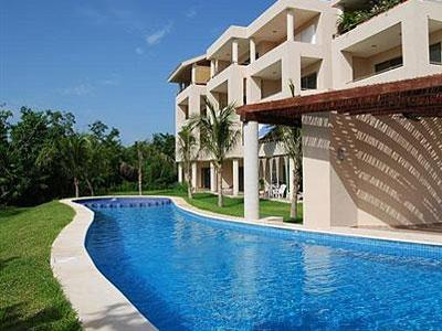 Beautiful and relaxing pool - Affordable Paradise in a Lovely and Quiet 2 BD Condo  - Close to the Beach! - Puerto Aventuras - rentals