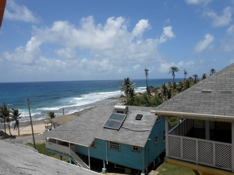 View from loft - Orange Sunrise Beach House- Bathsheba - Bathsheba - rentals
