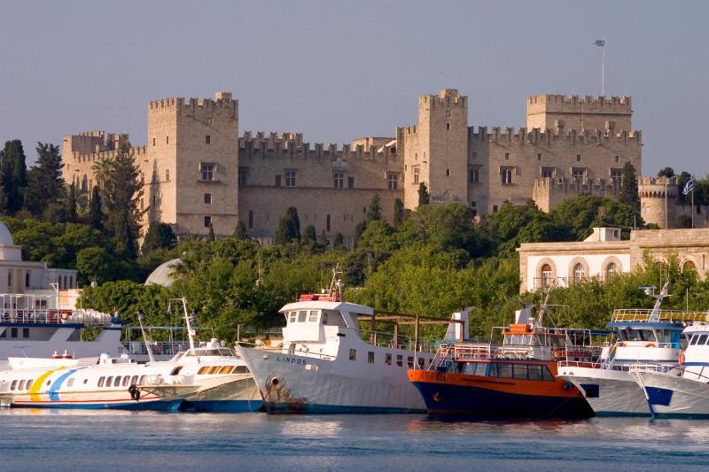 Rhodes Harbor - Rhodes island in Greece - 3 bedrooms apartment - Rhodes - rentals