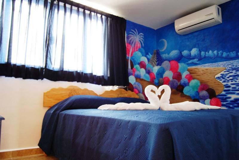 Azul room - Sole Y Luna Playa del Carmen  AZUL ROOM - Playa del Carmen - rentals