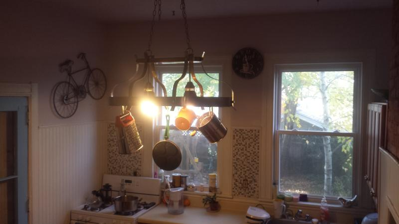 kitchen angle - super bowl dwek house - Rutherford - rentals