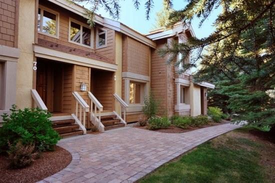 Front of Building - Sunburst #2769, Elkhorn - in Elkhorn Village with full amenities; - Sun Valley - rentals