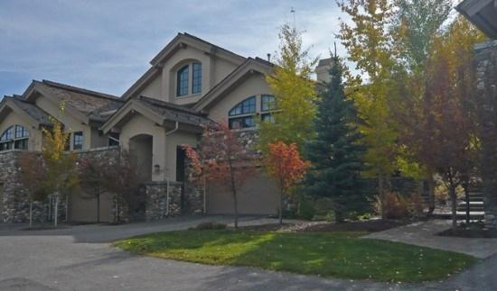 Fairway One #5006 - Elkhorn - Beautiful Townhome on the golf course, Long term and Seasonal rentals - Image 1 - Ketchum - rentals