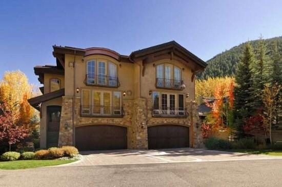 Georginia 311B- French Chateau at the Base of Baldy Mountain with Central Air Conditioning - Image 1 - Ketchum - rentals