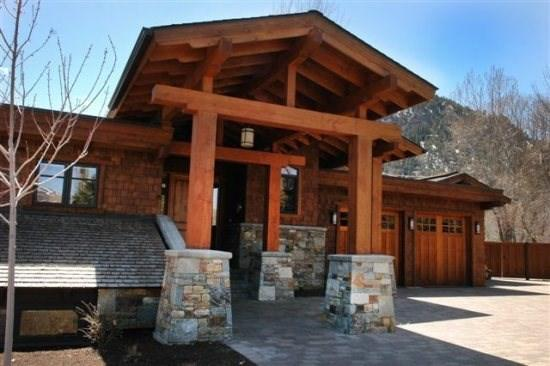 Ramona - #205, Ketchum - Large house in Ketchum close to the River and YMCA - Image 1 - Ketchum - rentals