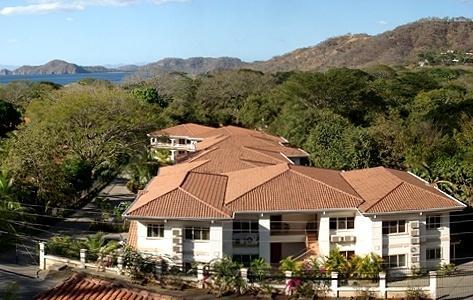Entrance - Ocean Breeze Walk to the beach 3 bed, 3 bath condo - Playa Hermosa - rentals