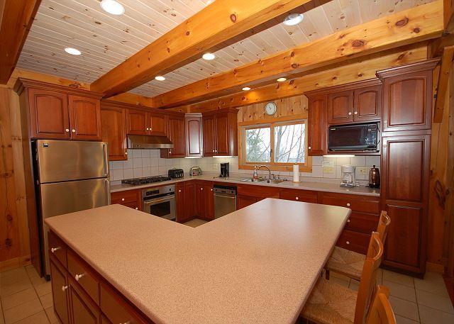 Kitchen - 114 Upper Loop - Ludlow - rentals