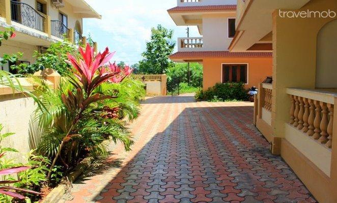Luxurious AC 3 bhk Villa for Rent in Nerul,Candolim Daily,weekly and monthly Basis - Image 1 - Goa - rentals