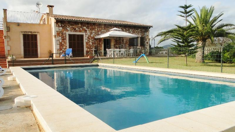 Beatiful Rural House With Swimming Pool - Image 1 - Porto Cristo - rentals