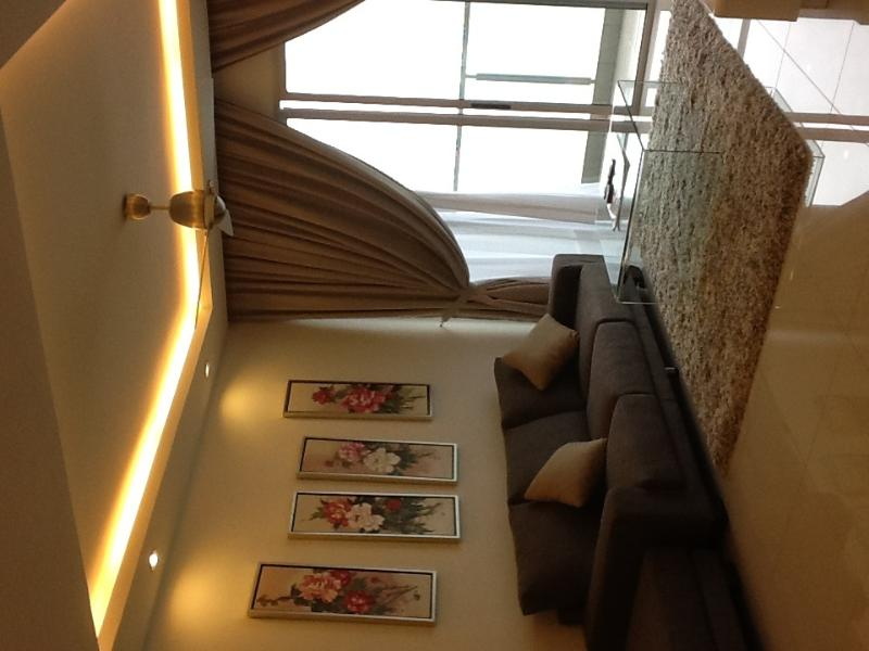 Cozy living room - Affordable 5* Seafront Holiday Condo - Bukit Mertajam - rentals