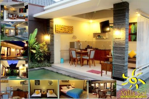 LEGIAN / SEMINYAK - 2 Bedroom Villa - Sol - Image 1 - Bali - rentals