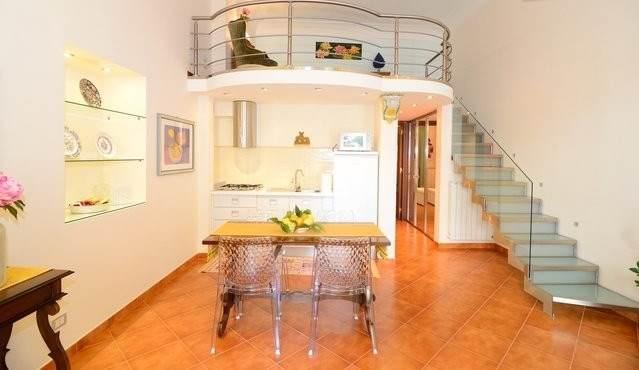 living room - Casa  Federica   N°1  ( centro storico taormina ) - Taormina - rentals