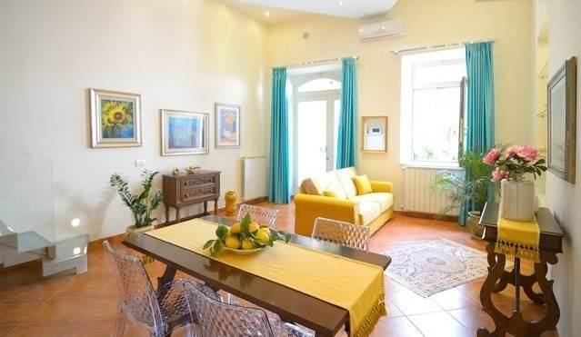 livinng room - Casa  Federica   N°1  ( centro storico taormina ) - Taormina - rentals