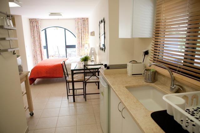 Lovely Garden Studio Apartment in Central Raanana - Image 1 - Ra'anana - rentals