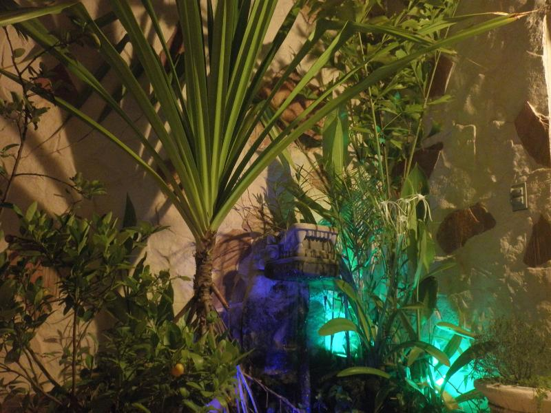 Terrace by night - B&B Kukulkan Luxury Suite - Playa del Carmen - rentals