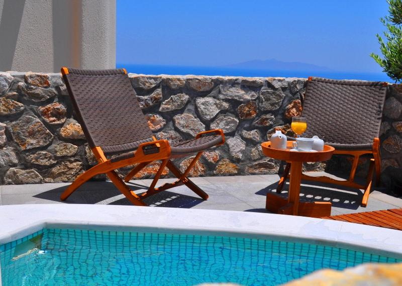 Spa and wellness facilities - EXCEPTIONAL VILLA IDEAL FOR RELAXING VACATION - Santorini - rentals