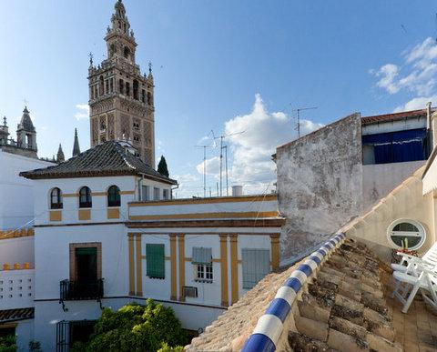 [302] Exclusive loft with views on the Giralda - Image 1 - Seville - rentals