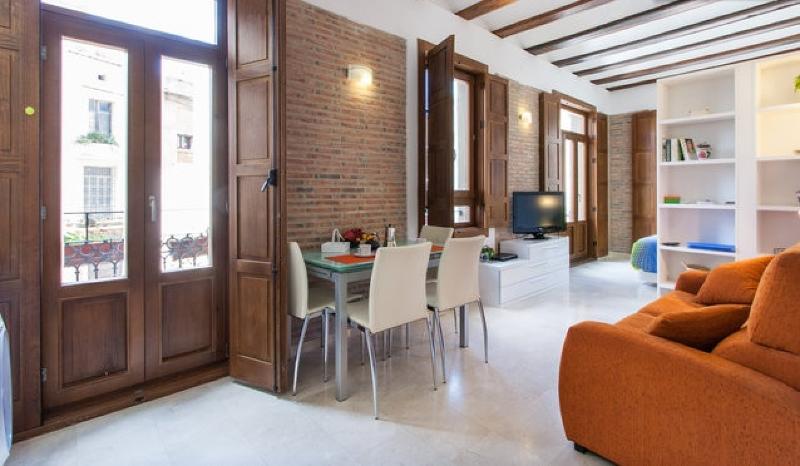 Bright apartment - Charming loft  Plaza Redonda -2 - Valencia - rentals