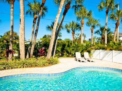 Pool - Las Palmas-120 Park Avenue - Holmes Beach - rentals