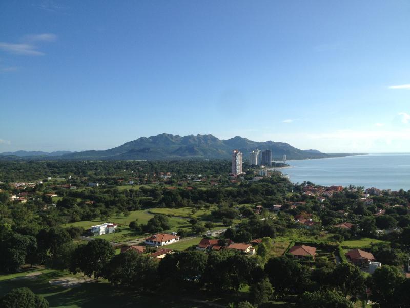 Mountain & Ocean View from Condo Deck - Coronado Golf, New Luxury Condo with Spectacular M - Coronado - rentals
