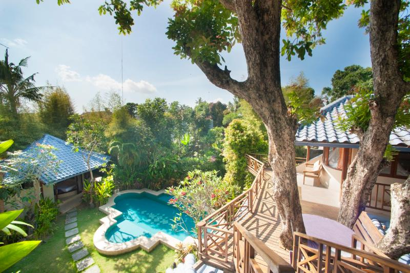 Top deck view - Villa Dome w/ sky view near beach - Seminyak - rentals