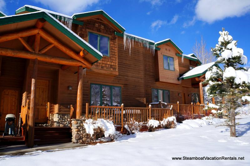 The Enclave Town Homes #3478 - Image 1 - Steamboat Springs - rentals