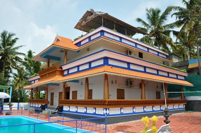 Aji's Luxury villa with swimming pool and sea view - Image 1 - Kerala - rentals