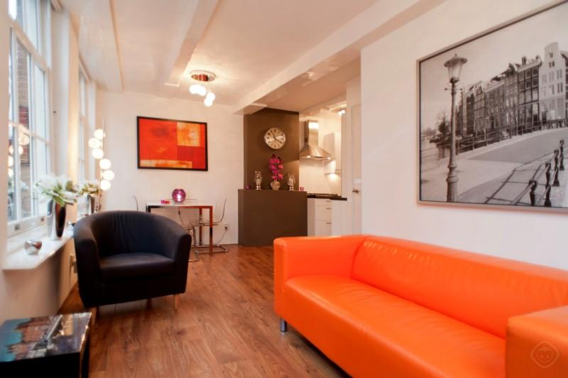 Overall View Canal Side apartment Amsterdam - Canal Side apartment Amsterdam - Amsterdam - rentals