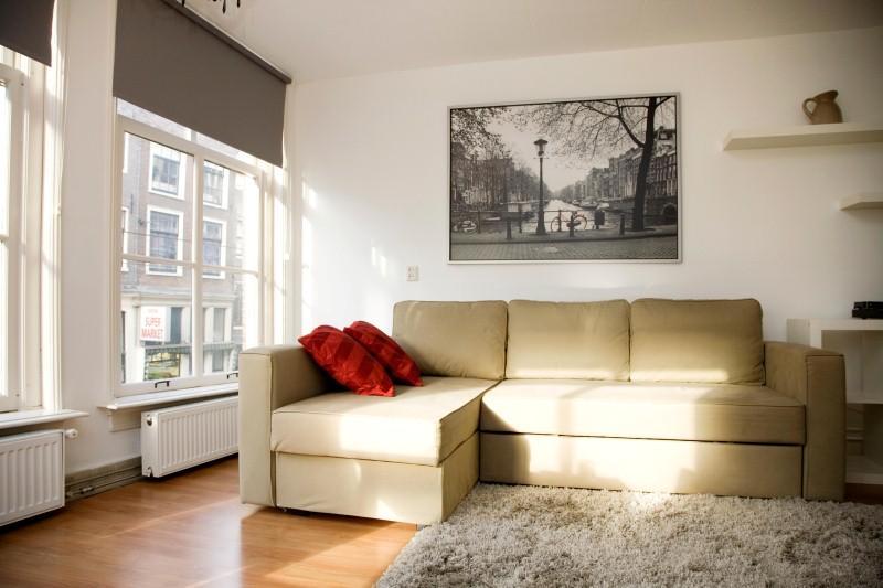 Living Room Pata Negra apartment Amsterdam - Pata Negra apartment Amsterdam - Amsterdam - rentals