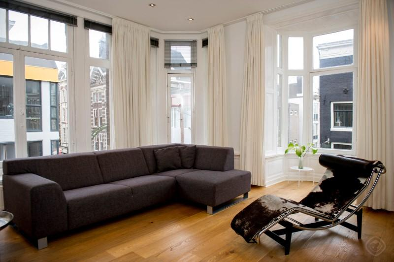 Living Room Novel apartment Amsterdam - Novel apartment Amsterdam - Amsterdam - rentals