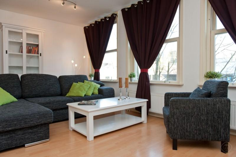 Living Room Carre Deluxe VI apartment Amsterdam - Carre Deluxe VI apartment Amsterdam - Amsterdam - rentals