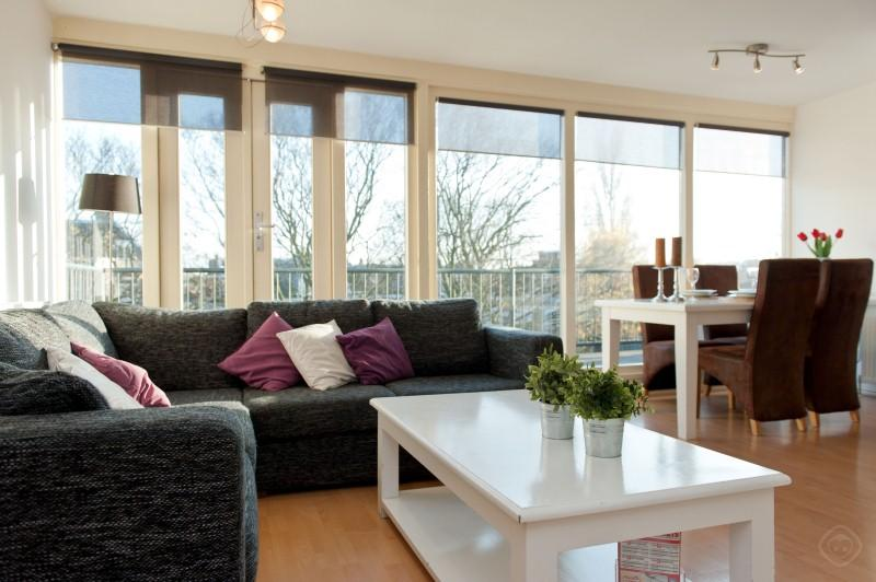 Overall View Carre Family I Apartment Amsterdam - Carre Family I apartment Amsterdam - Amsterdam - rentals