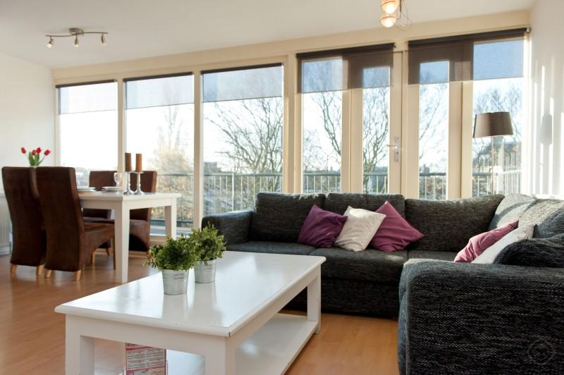 Overall View Carre Family II Apartment Amsterdam - Carre Family II apartment Amsterdam - Amsterdam - rentals