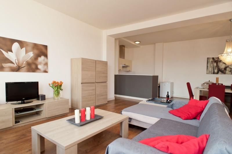 Overall View Dam Deluxe C Apartment Amsterdam - Dam Deluxe C apartment Amsterdam - Amsterdam - rentals