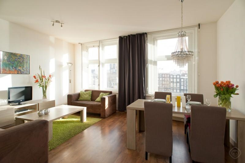 Overall View Dam Deluxe D apartment Amsterdam - Dam Deluxe D apartment Amsterdam - Amsterdam - rentals