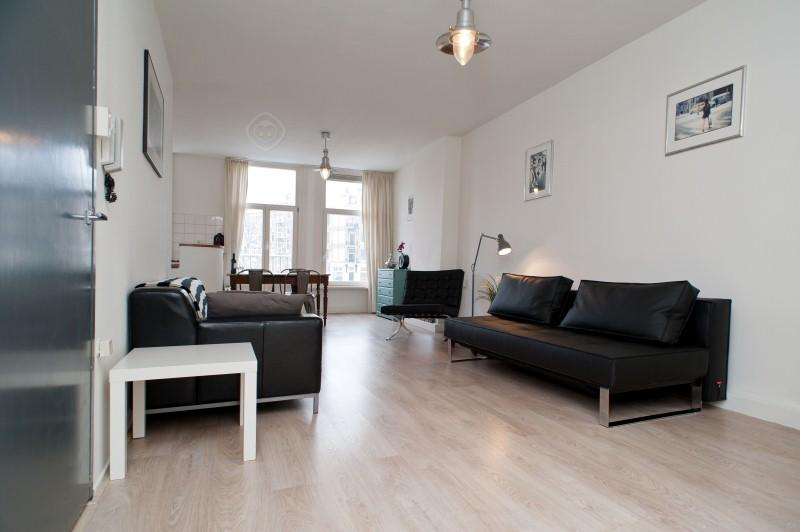 Overall View Marnix apartment Amsterdam - Tommy's apartment Amsterdam - Amsterdam - rentals