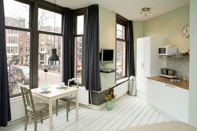 Apartment Overview Prinsengracht studio Amsterdam - Prinsengracht studio Amsterdam - Amsterdam - rentals