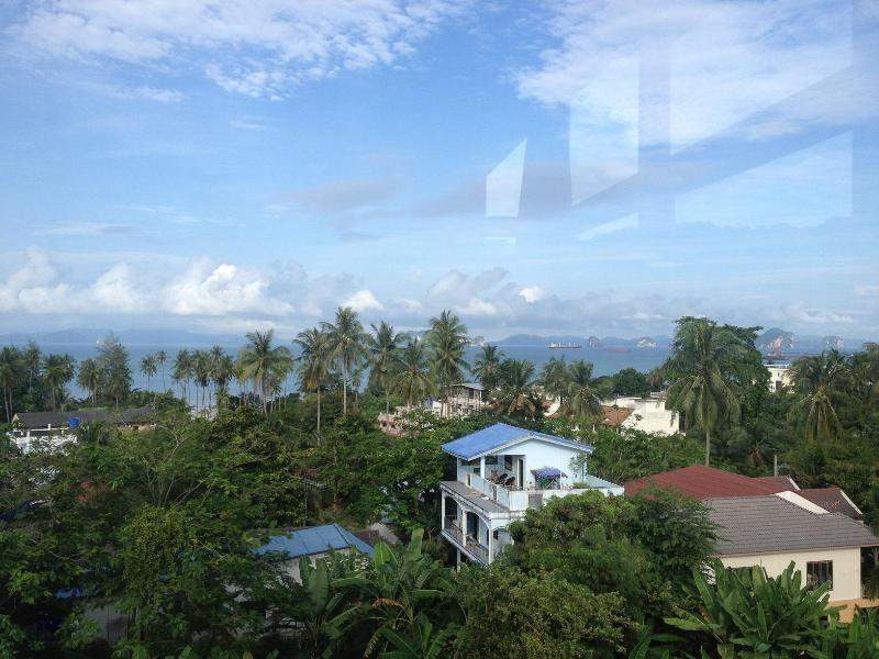 Andaman Sea View - Beautiful sea-view 2-bedroom condo in Klong Muang - Krabi Province - rentals