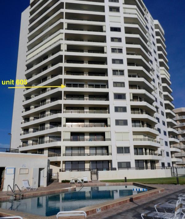 Beautiful Daytona Oceanfront Condo Rental - Image 1 - Daytona Beach - rentals