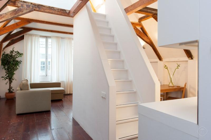 Staircase Rembrandt B Apartment Amsterdam - Rembrandt B apartment Amsterdam - Amsterdam - rentals