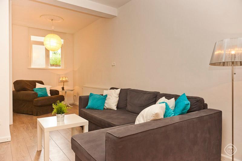 Living Room Nassau Residence Apartment Amsterdam - Nassau residence Amsterdam - Amsterdam - rentals
