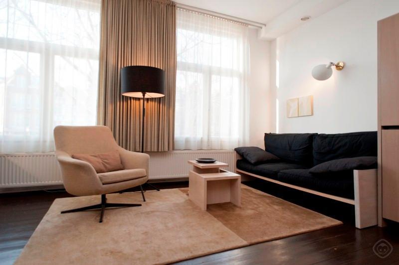 Living Room Mart apartment Amsterdam - Mart studio Amsterdam - Amsterdam - rentals