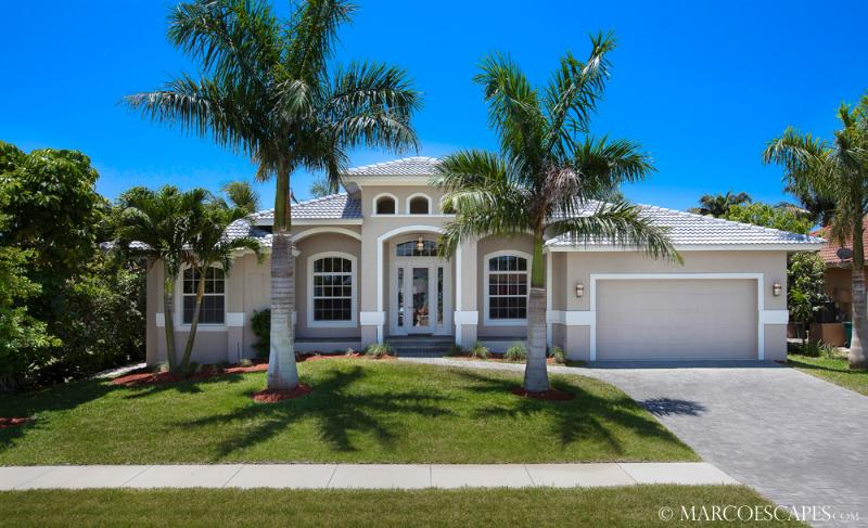 BELLE MAISON - 'Island Contemporary' Perfection - Image 1 - Marco Island - rentals