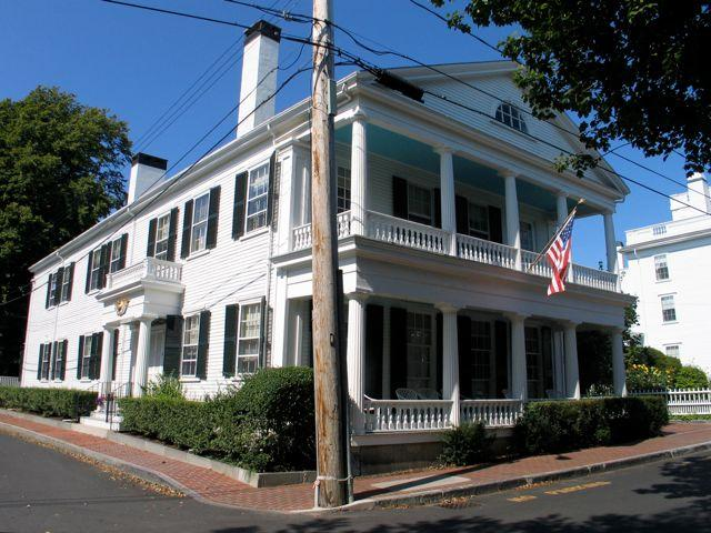 Antique In-Town Captain's House! (193) - Image 1 - Massachusetts - rentals
