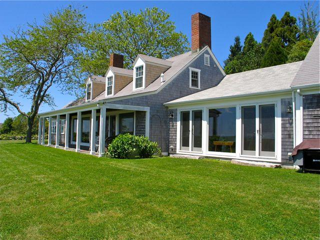 Chilmark House and Guest House With Atlantic Ocean Views! (240) - Image 1 - Massachusetts - rentals