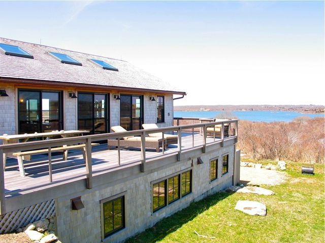 Contemporary Waterfront in Squibnocket! (Contemporary-Waterfront-in-Squibnocket!-CH240) - Image 1 - Chilmark - rentals