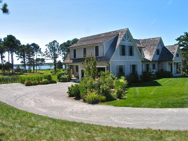 Luxury Home With Water Views In Farm Neck! (Luxury-Home-With-Water-Views-In-Farm-Neck!--OB523) - Image 1 - Oak Bluffs - rentals