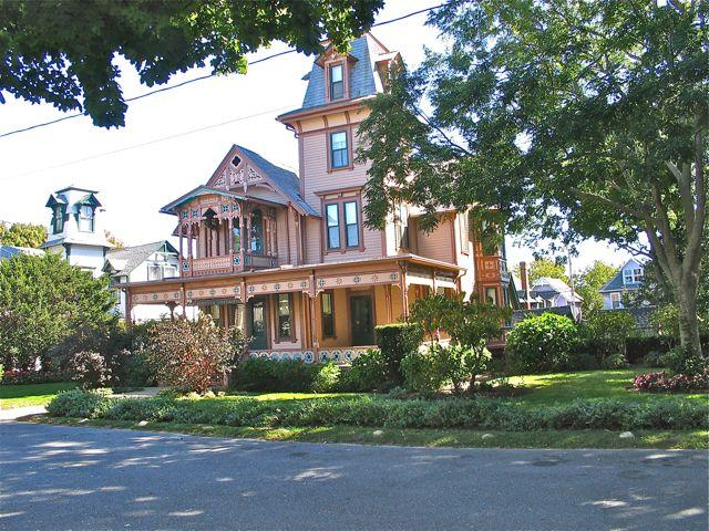 Oak Bluffs In-Town Rental, Cinderella Cottage! (281) - Image 1 - Massachusetts - rentals