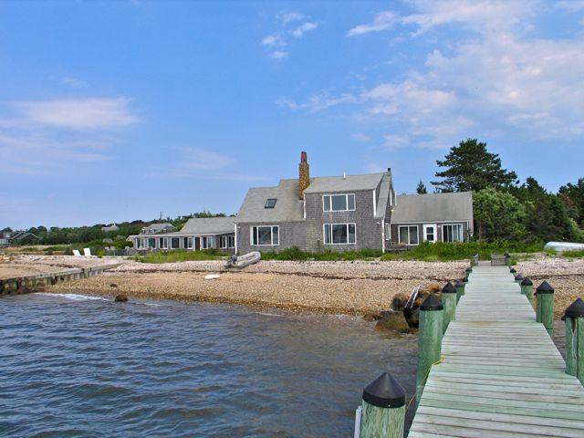 Oak Bluffs Waterfront House and Guest House! (44) - Image 1 - Massachusetts - rentals