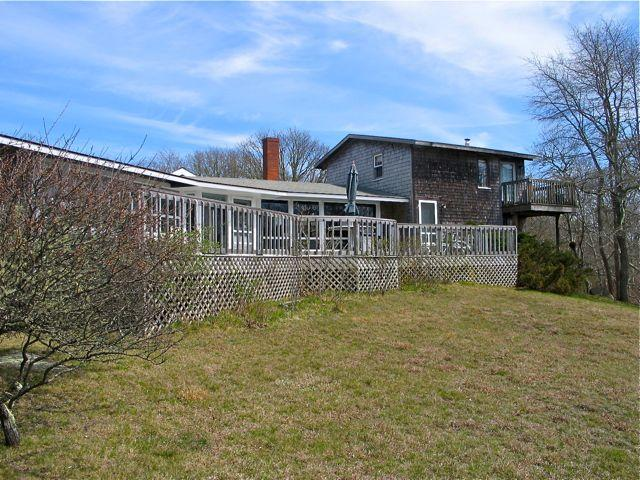 Private Menemsha Rental Walk To Harbor, Town And Beach! (319) - Image 1 - Massachusetts - rentals